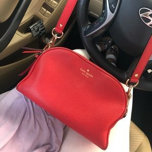 Kate spade purse and wallet!